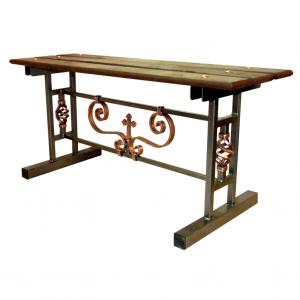 Скамейка для кладбищаSOL-10