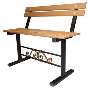 Скамейка для кладбищаSOL-11