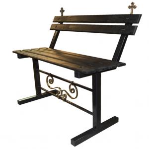 Скамейка для кладбищаSOL-12