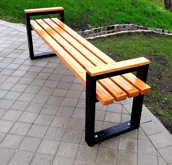 Скамейка парковая SM-6