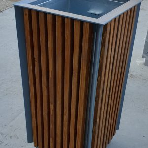 Урна для мусора UK-9.1 (с жестяной вставкой)