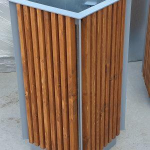 Atkritumu urna UM-13.1 (ar skārda ieliktni)