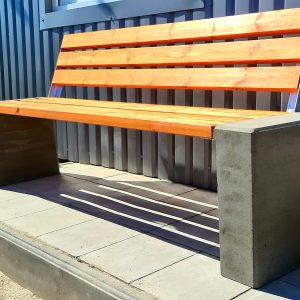 Скамейка парковая SB-14