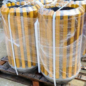 Atkritumu urna UK-5 (ar skārda ieliktni)