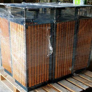 Atkritumu urna UK-9.3 (ar skārda ieliktni)
