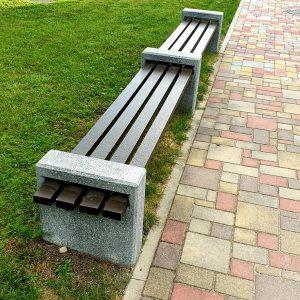 Скамейка парковая SB-6