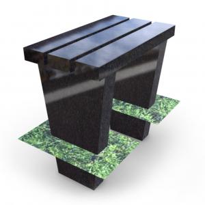 Kapu soliņš SOL-4 (granīta)