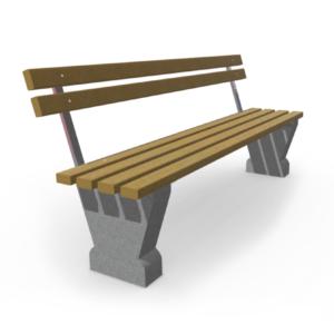 Скамейка парковая SB-12