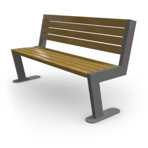 Скамейка парковая SM-2