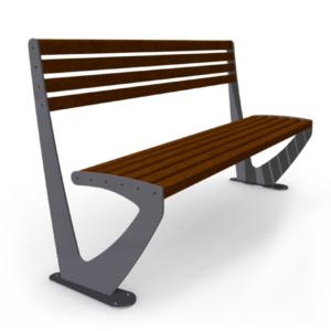 Скамейка парковая SM-15