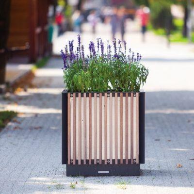 florium, FL, planters, design: David Karasek, Radek Hegmon, Slovakia, Vajnory