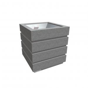Atkritumu urna UB-2 (ar skārda ieliktni)