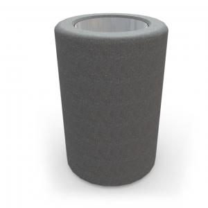 Atkritumu urna UB-5 (ar skārda ieliktni)