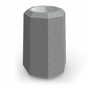 Atkritumu urna UB-6 (ar skārda ieliktni)