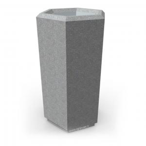 Atkritumu urna UB-7 (ar skārda ieliktni)