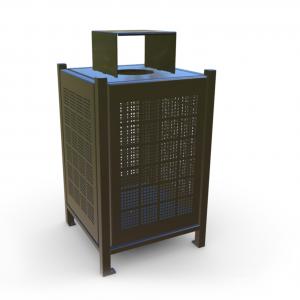 Atkritumu urna UM-8 (ar skārda ieliktni)