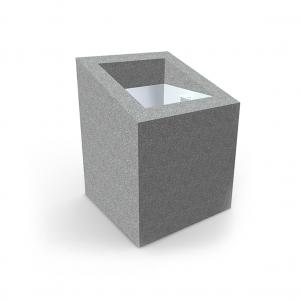 Atkritumu urna UB-9 (ar skārda ieliktni)