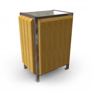 Atkritumu urna UK-3 (ar skārda ieliktni)