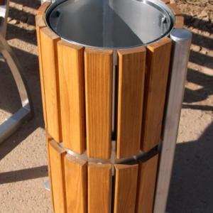Урна для мусора UK-12 (с жестяной вставкой)