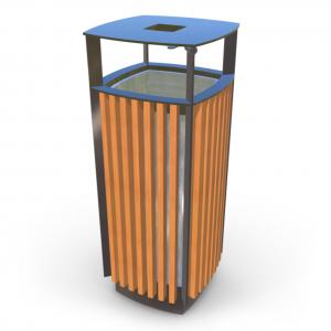 Atkritumu urna UM-14.3 (ar skārda ieliktni)