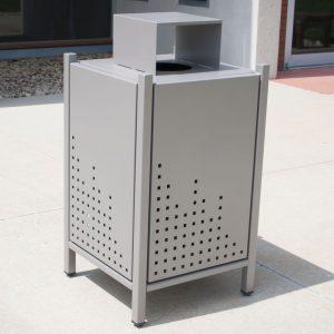 Atkritumu urna UM-6 (ar skārda ieliktni)