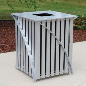 Atkritumu urna UM-5 (ar skārda ieliktni)