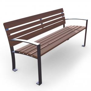 Парковая скамейка SC-7