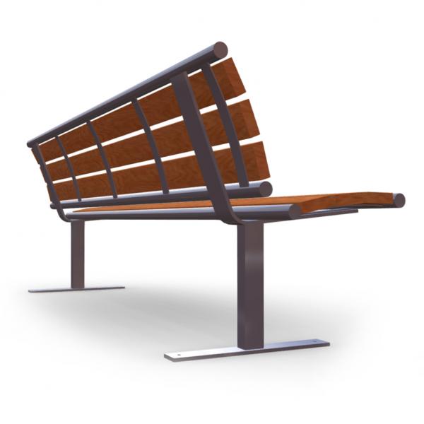 Парковая скамейка SC-14