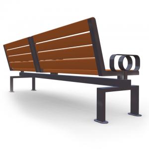 Парковая скамейка SC-28