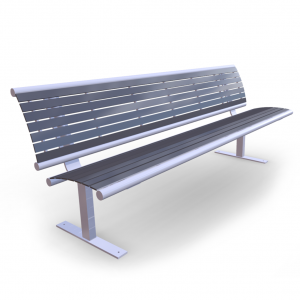 Парковая скамейка SC-16