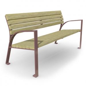 Парковая скамейка SC-11