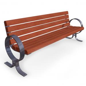 Парковая скамейка SC-20
