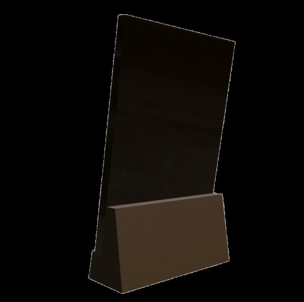 Мемориальная доска 30x600x400 (с гравировкой)