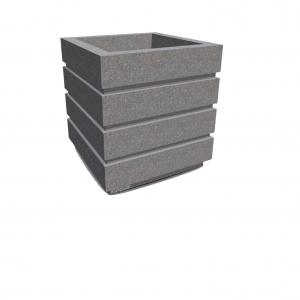 Atkritumu urnas - betona